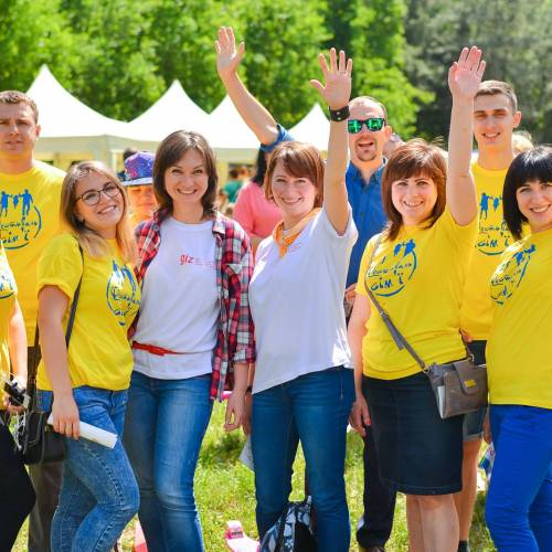 We are very excited for the approaching Family Day in Zaporizhzhya