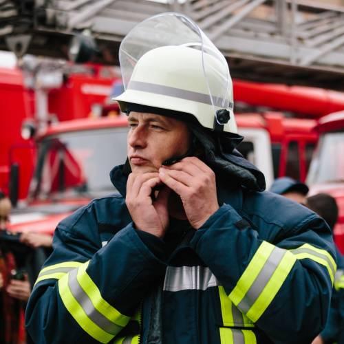 В Харкові відкрилася відремонтована за підтримки Уряду Німеччини Державна пожежно-рятувальна частина